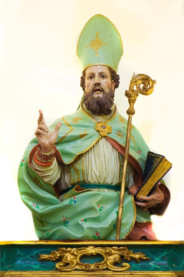 Home Parrocchia San Martino Vescovo Agerola Na